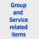 Group/Service Related Items